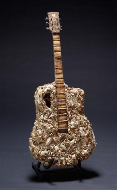 The Bone Guitar (front) 2014